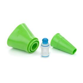 SteriPEN FitsAll Filter Odkamieniacz wody zielony/przezroczysty